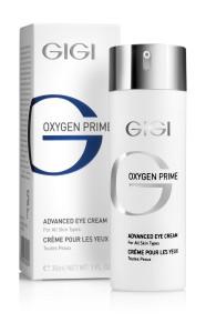 OXYGEN PRIME AUGENCREME