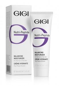 kNutri-Peptide Kiegyensúlyozó hidratáló krém- zsíros bőrre